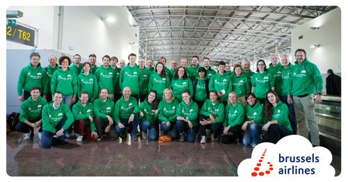 Brussels Airlines organizes fifth Bike for Africa edition