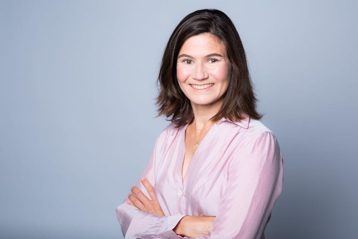 Guillemette Picard, VP of Production Technology