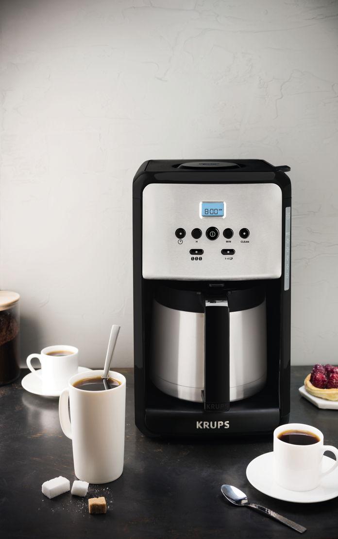 Cafetière à filtre Savoy de Krups