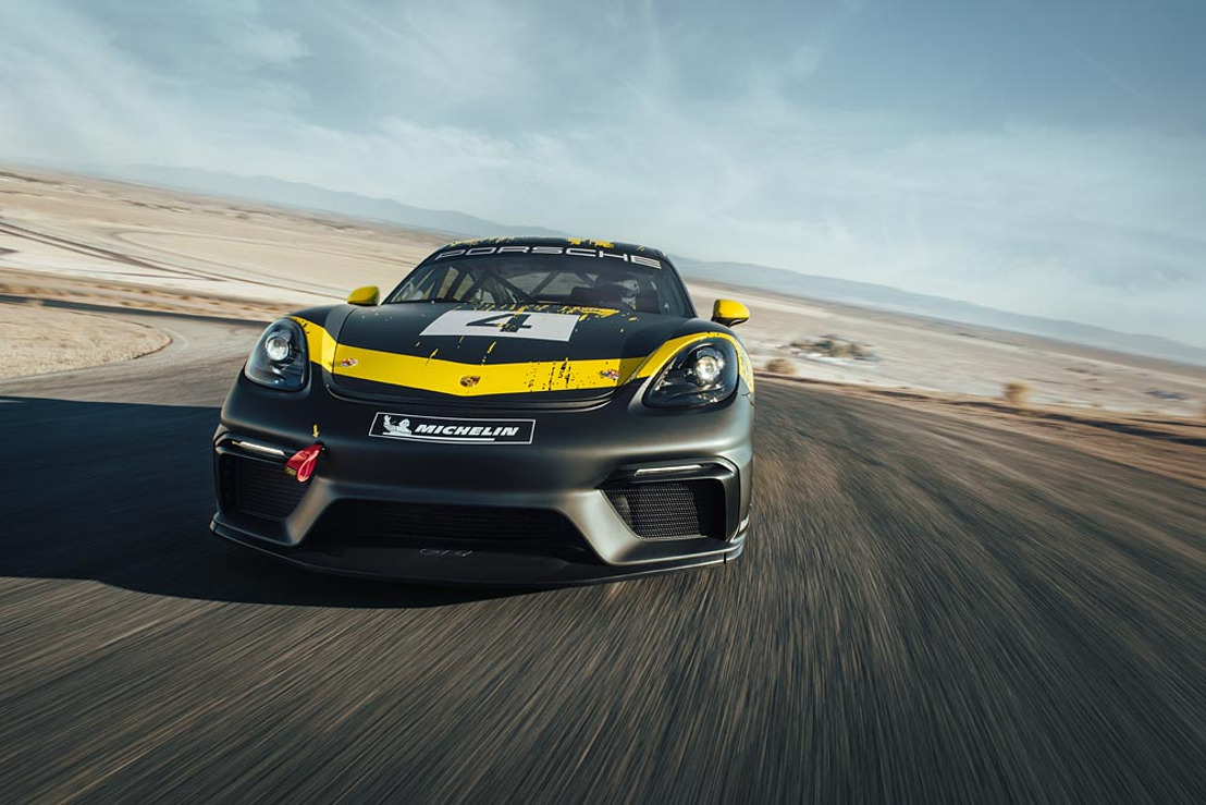 Stronger, faster and more sustainable on the racetrack