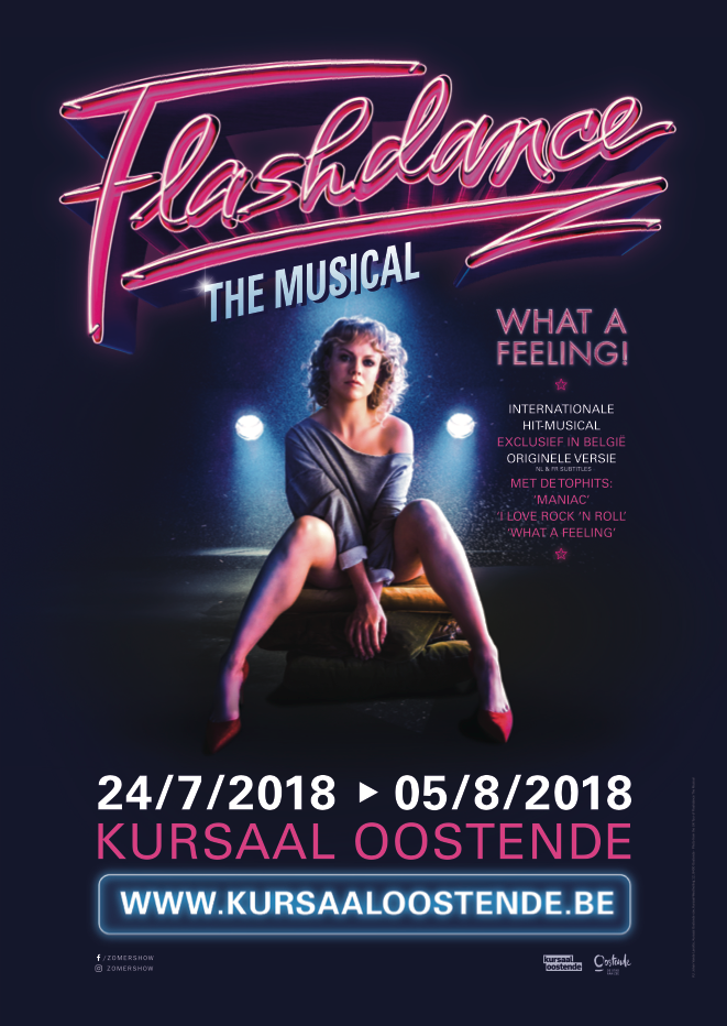Flashdance, The Musical!