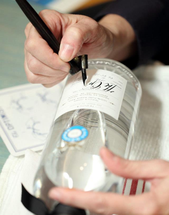 Personalización de botellas