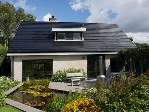 Ook zonder terugdraaiende teller, toename in zonne-energiesystemen op particuliere woningen