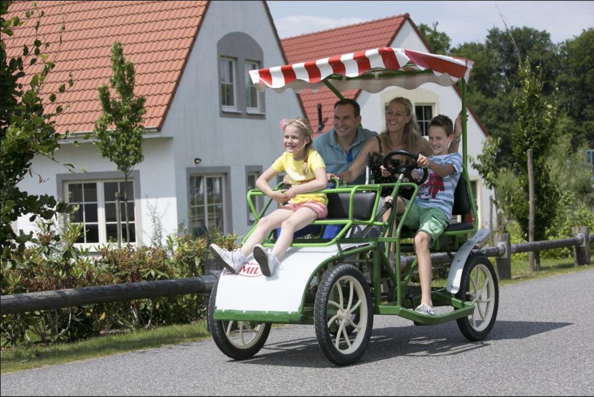 Roompot Ferienresort Bad Bentheim - Bad Bentheim (Nedersaksen)