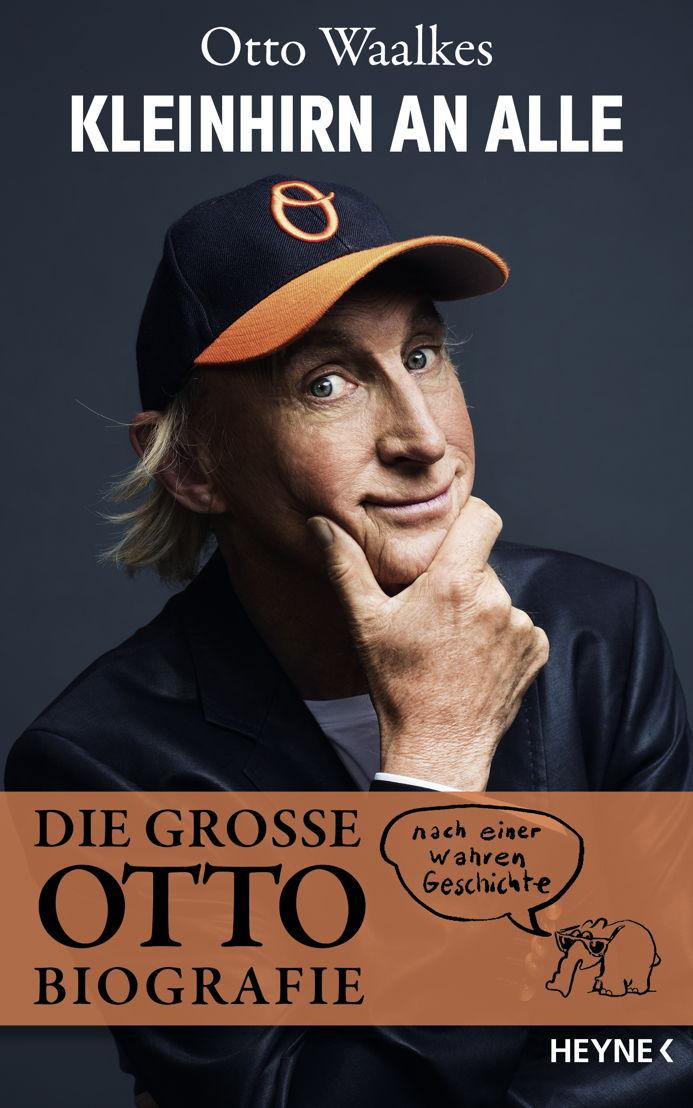 Am 28.05. stellt er in Lübeck seine Autobiografie vor.
