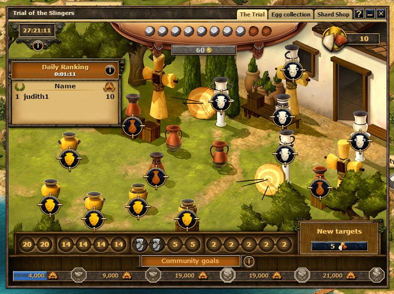 Grepolis Trial of Slingers