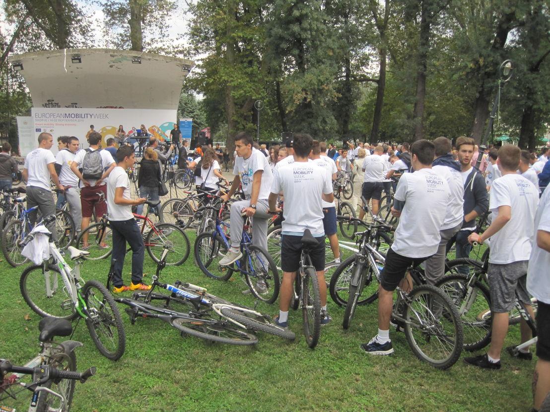 2016 EMW Example FYROM Car Free Day Skopje 5