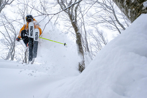 The All-New Prime Series from Faction Skis