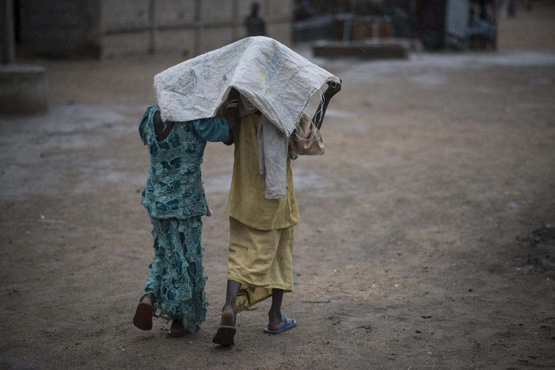 Northeast Nigeria: Bringing aid before the rains