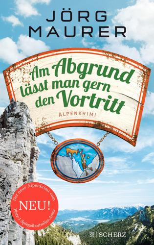 Einladung zur Lesung: Jörg Maurer präsentiert Kommissar Jennerweins neuesten Fall in Hannover