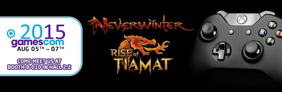 Neverwinter : Rise of Tiamat est disponible sur Xbox One