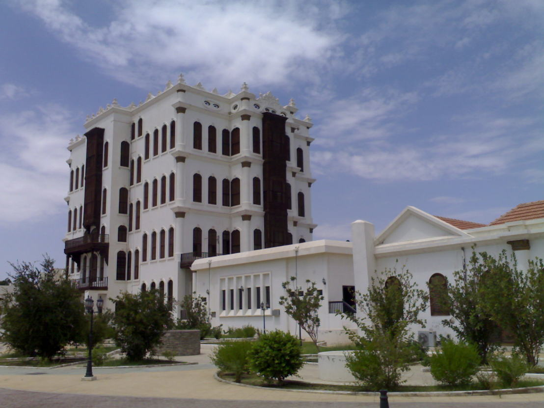 Shubra Palace in Taif