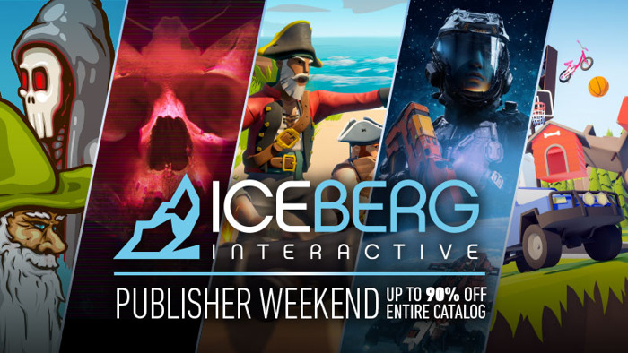 Preview: Play Blazing Sails for FREE + Up to 90% OFF Iceberg Interactive Games THIS WEEKEND!