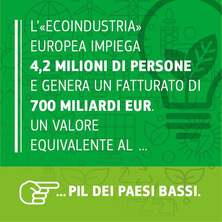 Fonte: http://ec.europa.eu/environment/efe/themes/economics-strategy-and-information/green-jobs-success-story-europe_it