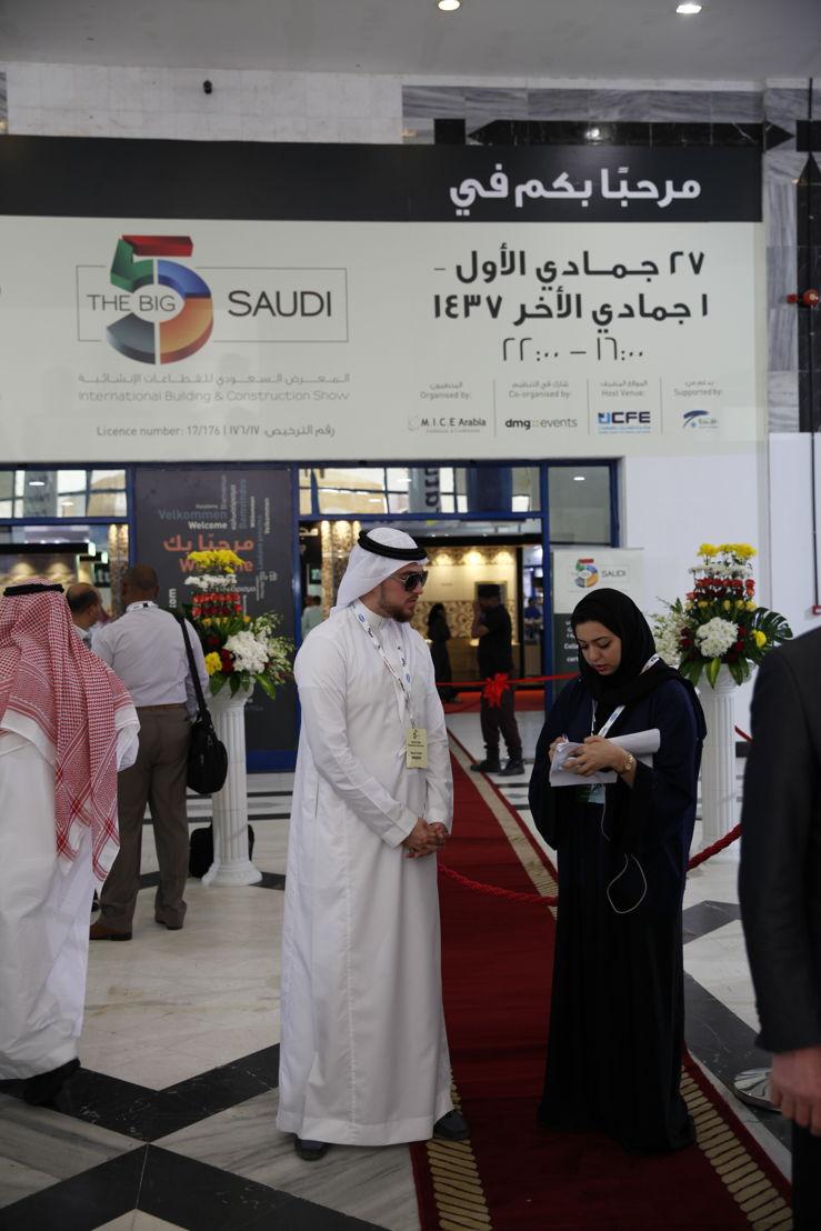 The Big 5 Saudi 2016 - opening day