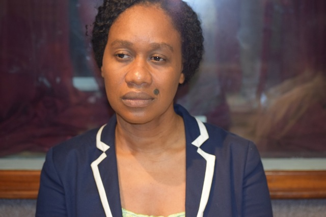 Judith Ephraim is Programme Coodinator for the Sustainable Energy Unit of the Organisation of Eastern Caribbean States (OECS)