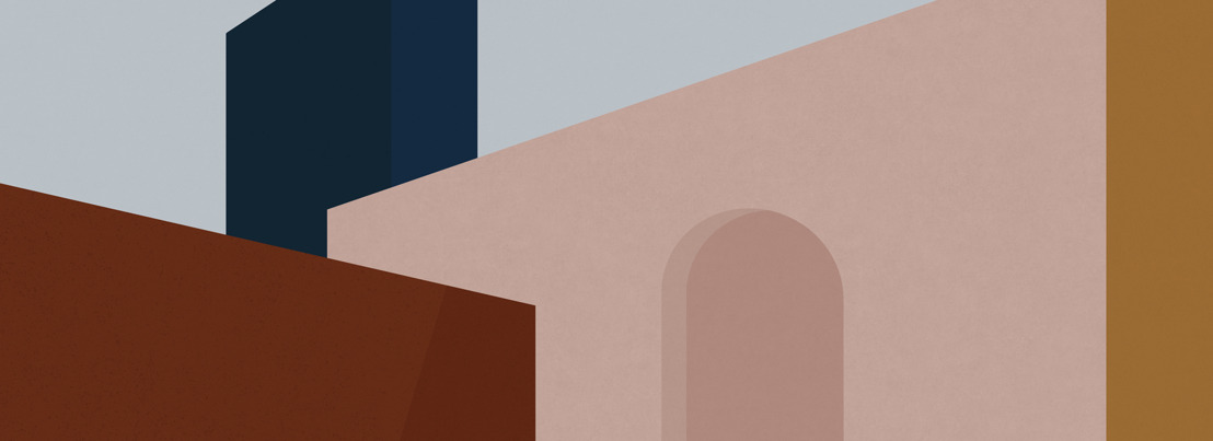 Hovia creates interior illusions with its new 'Perspective' collection
