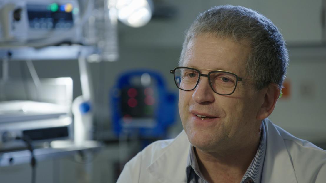 'Het feit dat het over stoelgang gaat, was vroeger zeker een drempel voor een aantal patiënten. Dat is er nu wat uit.'