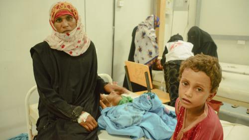Jemen: opflakkering cholera in verschillende districten