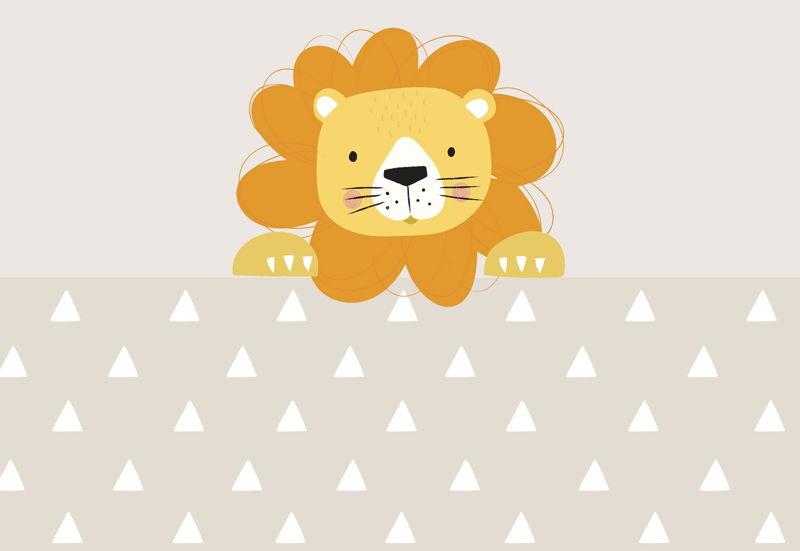Peek-a-Boo! Larry The Lion