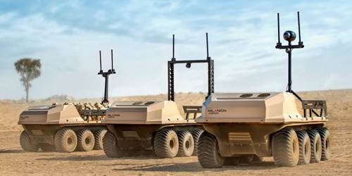 UAE-Based Milanion Ramp up Unmanned Systems Manufacturing Capability with Move to Tawazun Industrial Park (TIP)