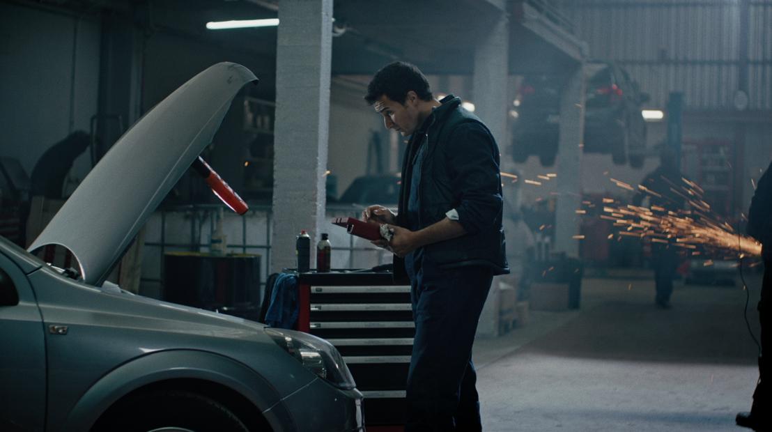 Van automechanieker ...