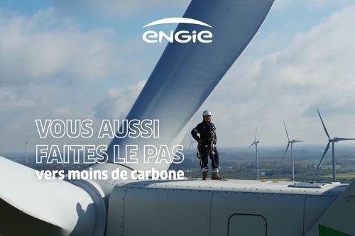 ENGIE et TBWA font le pas vers moins de carbone