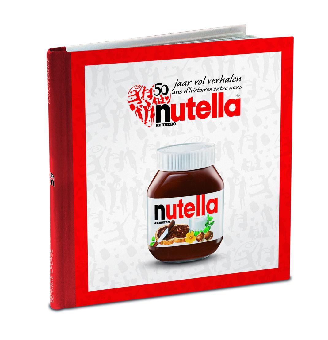 Nutella boek