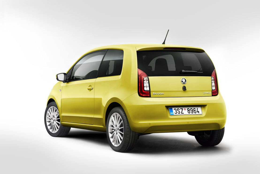 The ŠKODA CITIGO is the perfect vehicle for urban mobility: compact yet spacious, economical and nimble at the same time, attractive, safe and equipped with many practical 'Simply Clever' features.