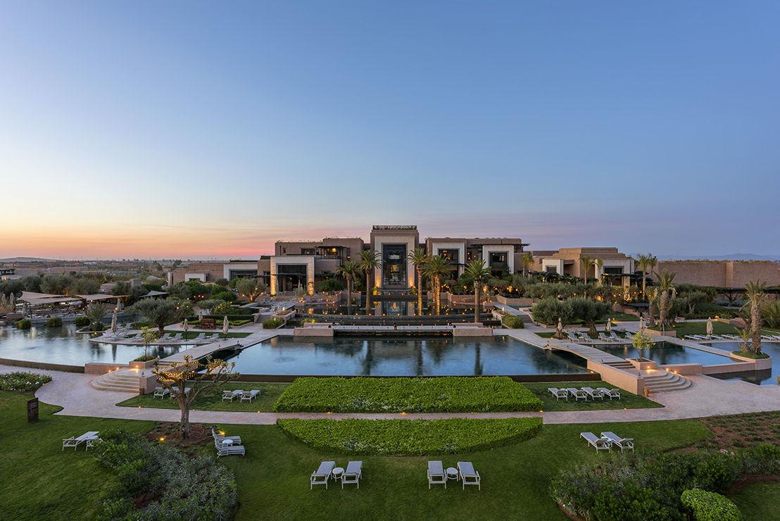 Fairmont Royal Palm Marrakech Façade