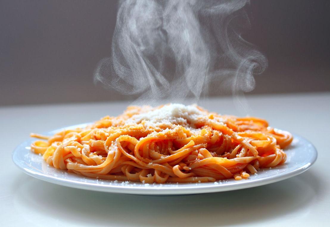 Spaghetti fumanti