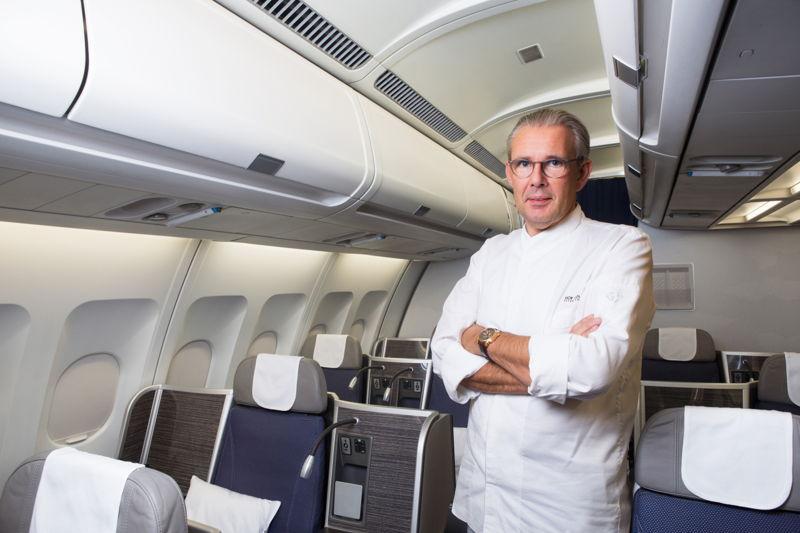 Chef Peter Goossens