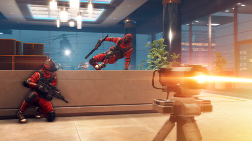 """New """"Heist"""" Season Launches in Warface for Consoles"""