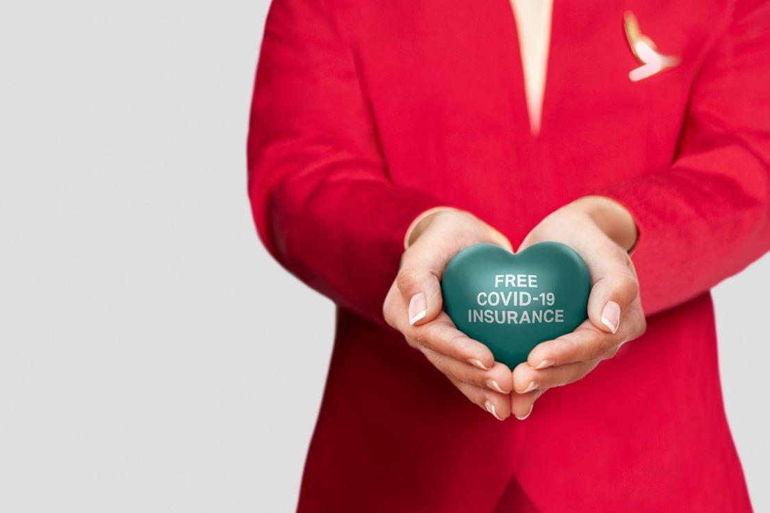 キャセイパシフィック航空 旅をより安心なものにする「無料コロナ保険」の提供を開始