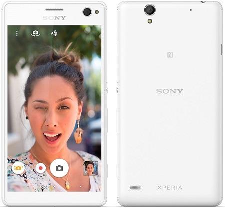 Sony lanceert de Xperia C4