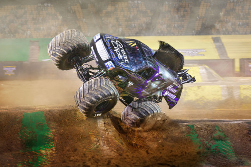 Preview: Monster Jam® roars into first-ever Atlanta Motor Speedway stop for four events only, April 24-25!
