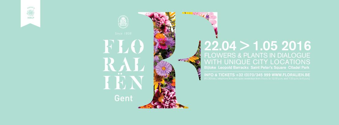 Persdossier Floraliën Gent