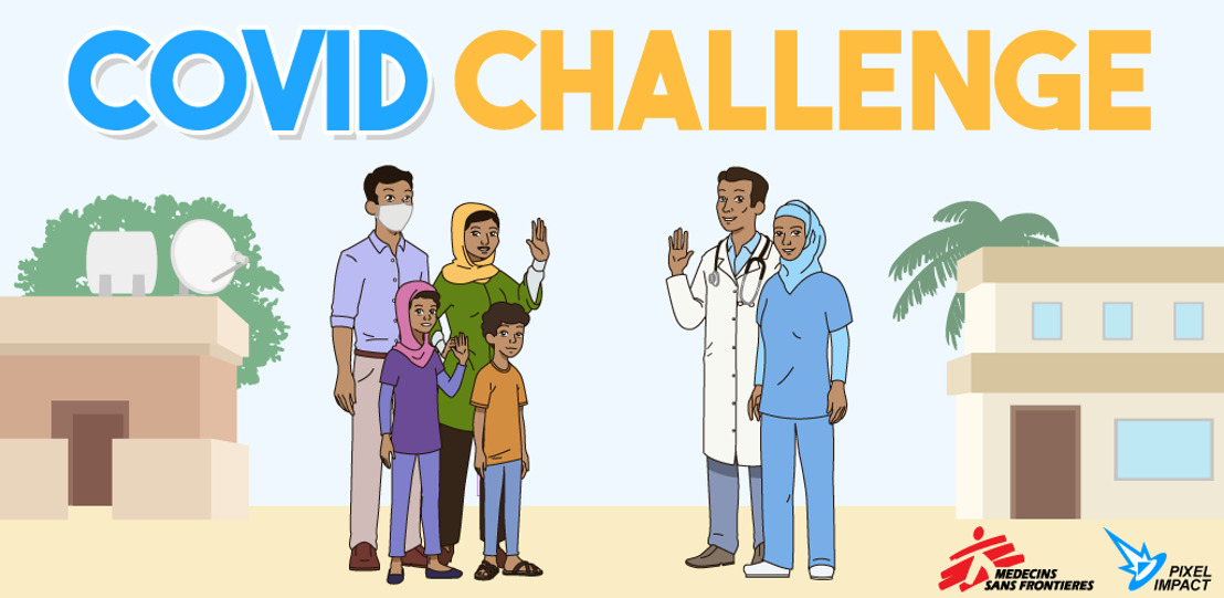 Doctors Without Border (MSF) challenges COVID-19 myths with new quiz challenge app