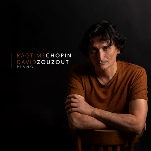 "David ZOUZOUT : nouvel album ""Ragtime Chopin"""