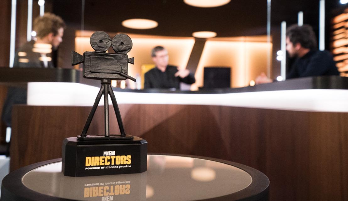 Streamz toont kortfilms van zes 'New Directors' finalisten