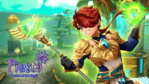 Fiesta Onlines größte Erweiterung Realm of the Gods jetzt verfügbar!