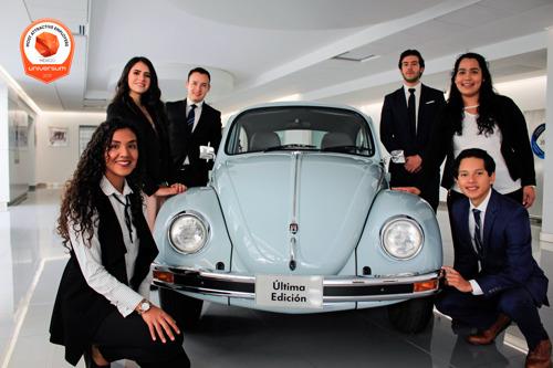 Volkswagen de México destaca como una de las empresas más atractivas para trabajar