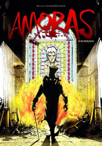 AMORAS deel 3 opnieuw op nummer 1 in boekentop 100