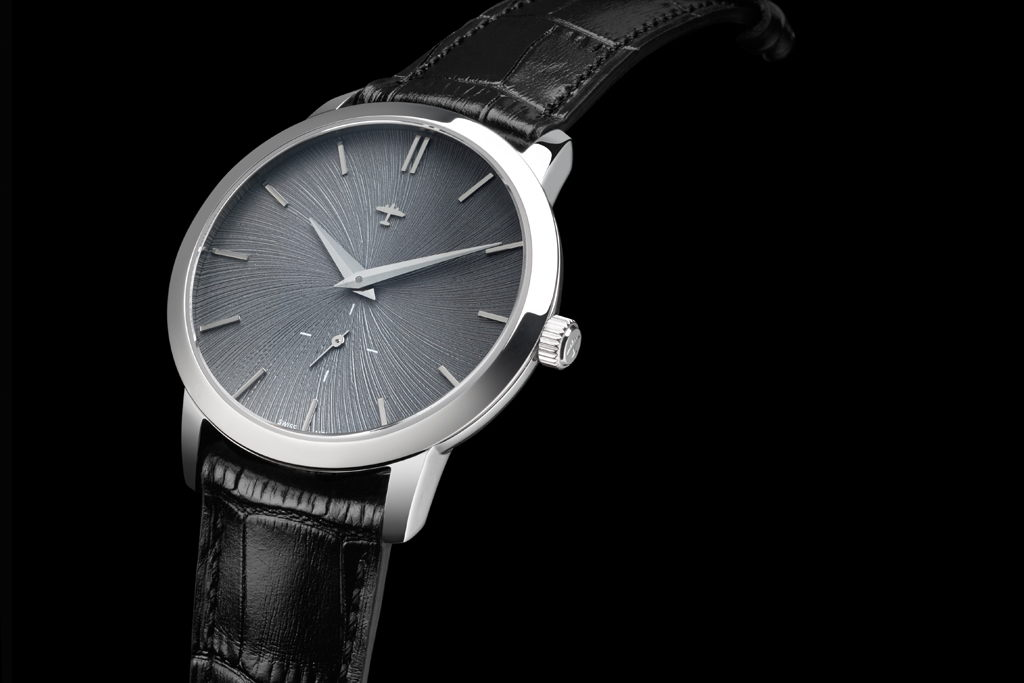 Progeny Stainless - Schist concept dial - 4