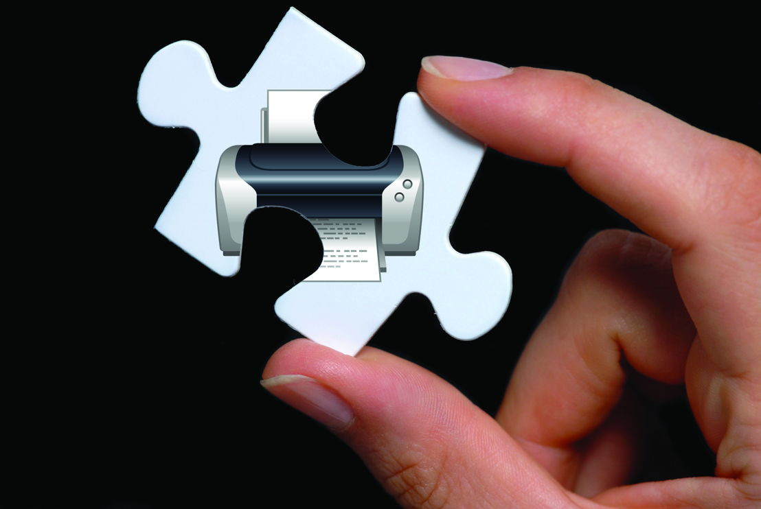 Crucial component improves printing