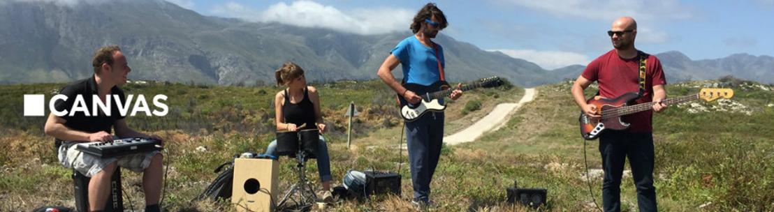 Soundtrack Zuid-Afrika: een muzikale roadtrip met Jef Neve, Isolde Lasoen, Tijs Delbeke en Flip Kowlier
