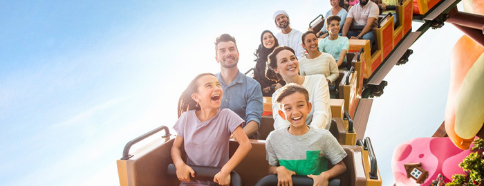 Emirates partners with Dubai Parks and Resorts for an exclusive pass