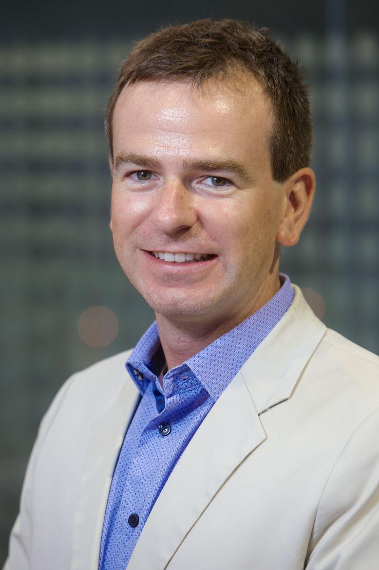 Daniel Kerrison, VP Inflight Product