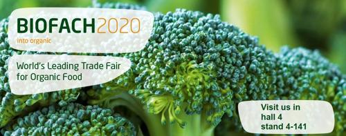 Reminder: Individuelle Presse-Einladung zur BIOFACH 2020