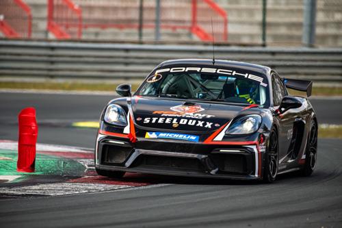 Le peloton du Porsche Endurance Trophy Benelux s'étoffe encore